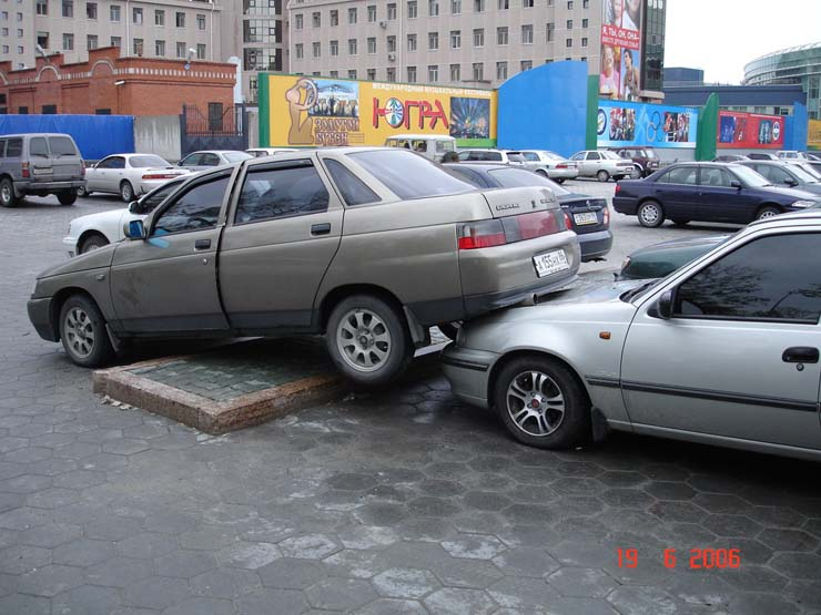 car parking in Russia 11