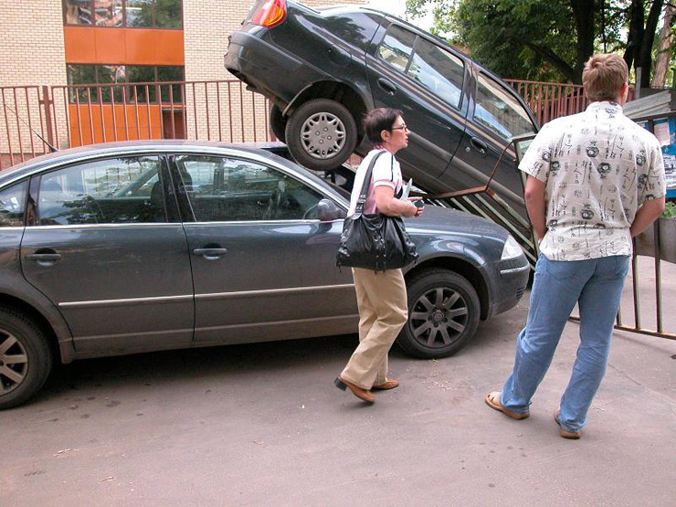 car parking in Russia 12