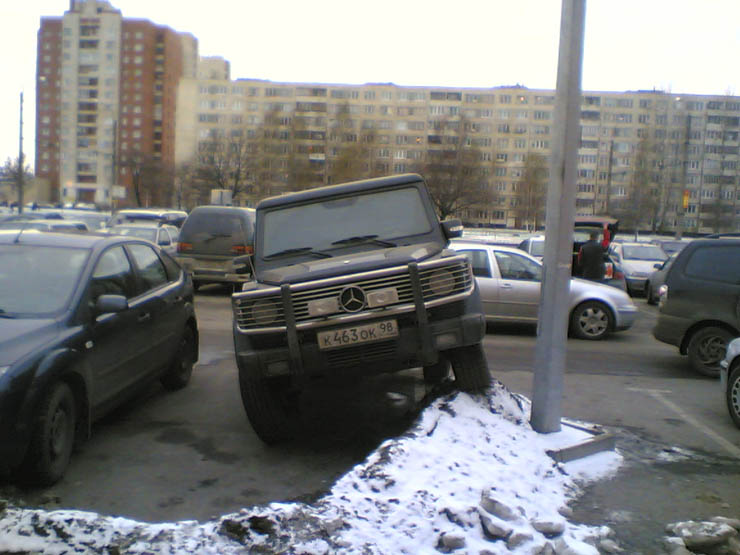 car parking in Russia 19