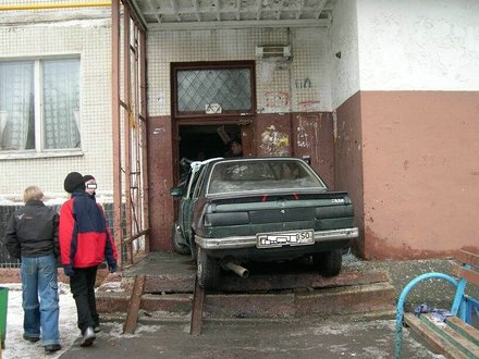 car parking in Russia 21