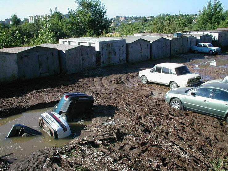 car parking in Russia 27