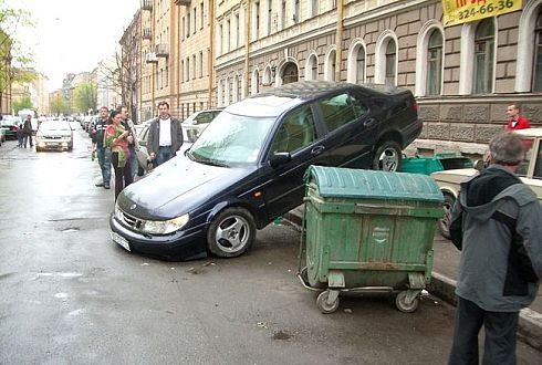 car parking in Russia 32