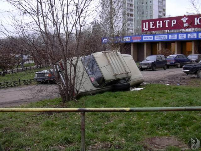 car parking in Russia 9