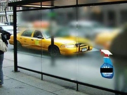 clever advertising 18 e1343866895167 Clever advertisements are always refreshing to see (23 Photos)
