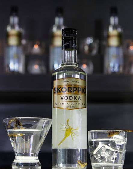 Scorpion Vodka