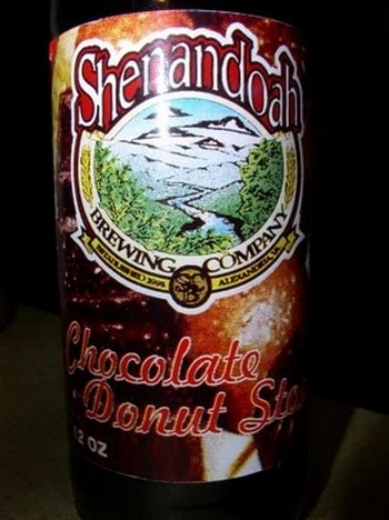 Chocolate Donut Beer