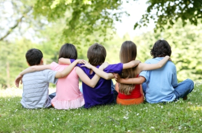 At age 12 success is having friends.
